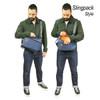 CARBIDE-8 Sling Backpack