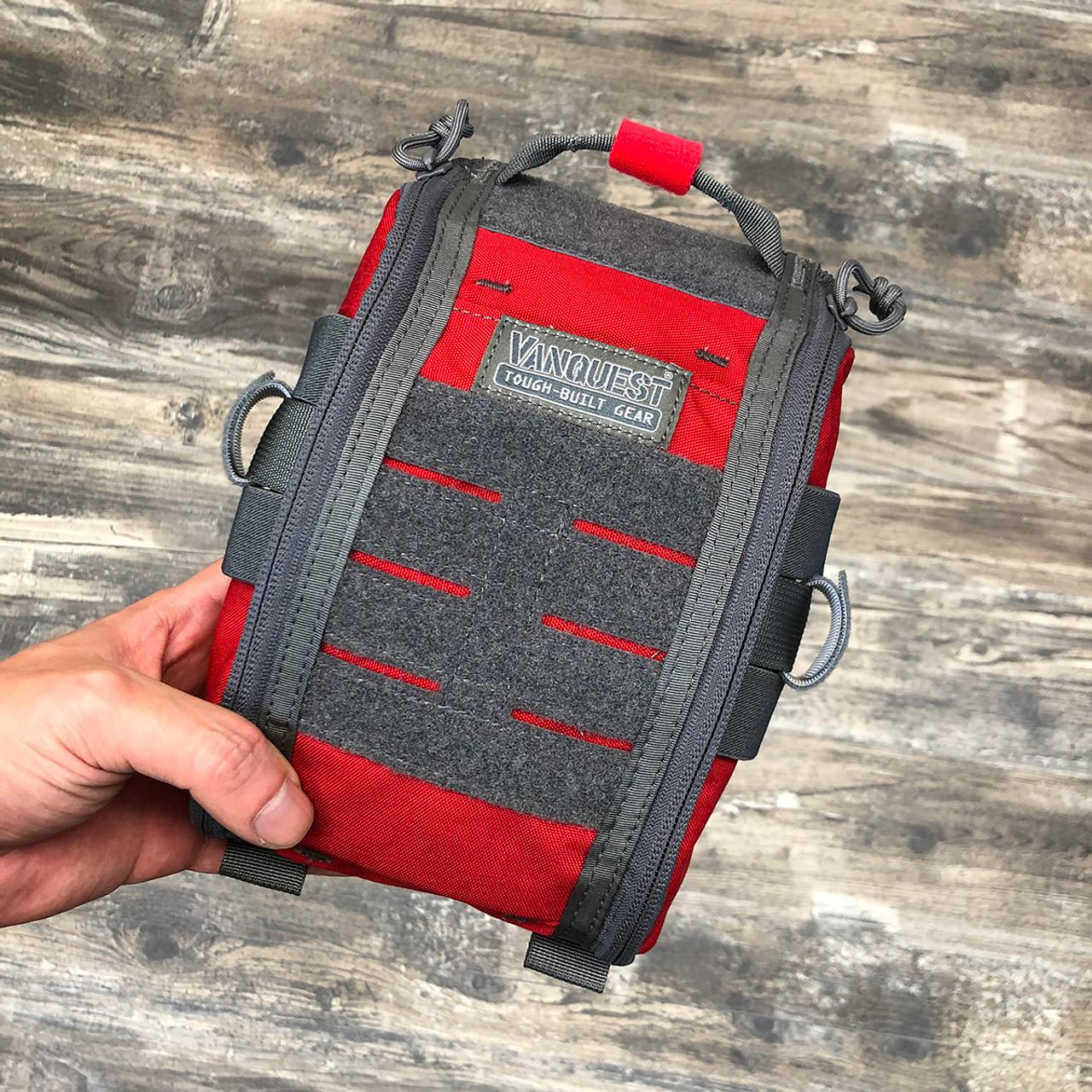 FATPack 5X8 (Gen-2)  First Aid Trauma Pack - VANQUEST  TOUGH-BUILT GEAR 4ec2e47ea1
