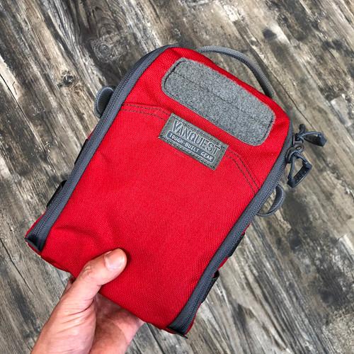FATPack 5X8 (Gen-2): First Aid Trauma Pack - VANQUEST: TOUGH