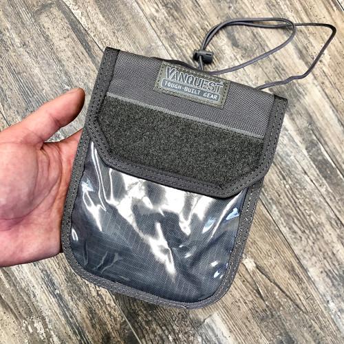 TRAVERSE (Gen-2) RFID-Blocking Passport / ID Holder