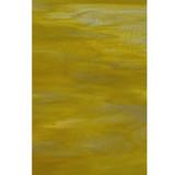 Yellow Wispy Opal Glass