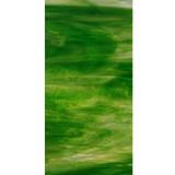 Green & White Wispy Opal