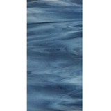 Steel Blue & White Opal