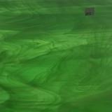 Light Green & White Wispy