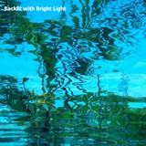 Sky Blue Waterglass