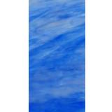 Medium Blue & White Wispy Opal