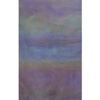Iridized Purple Blue & White Wispy Opal