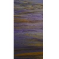 Purple, Amber & White Wispy