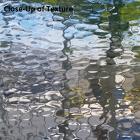 Clear Pebble Textured Glass