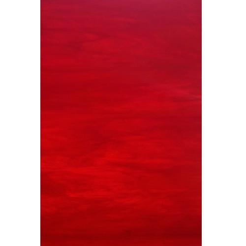Dark Red Wispy Opal