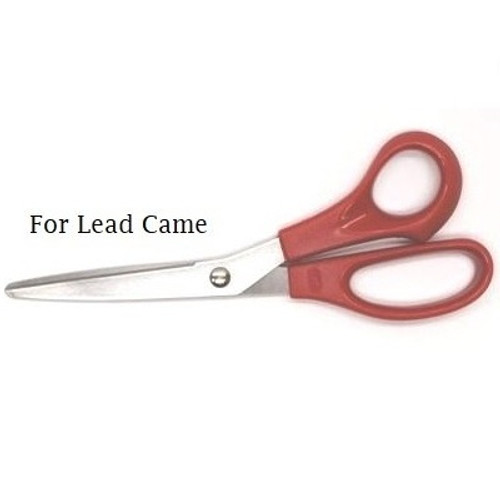 Pattern Shears for Lead Came