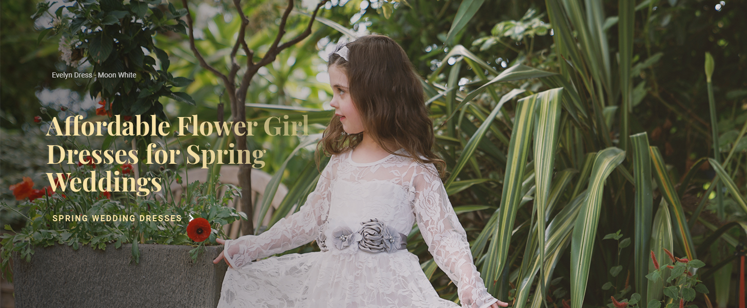b88a32197c362 Girls' Dresses for Special Occasions | Free Shipping on Orders of $50+