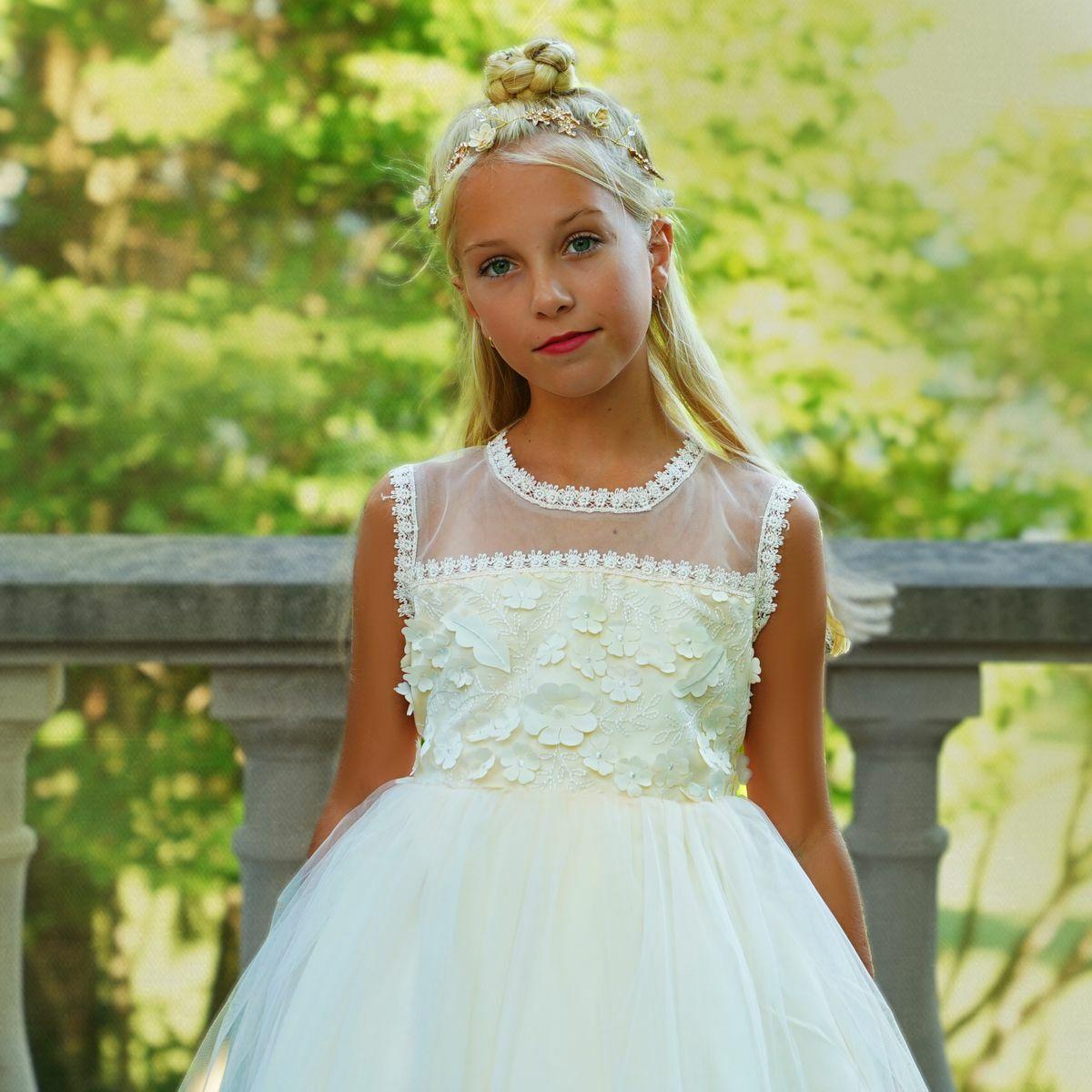 Freya ballroom dress for girls