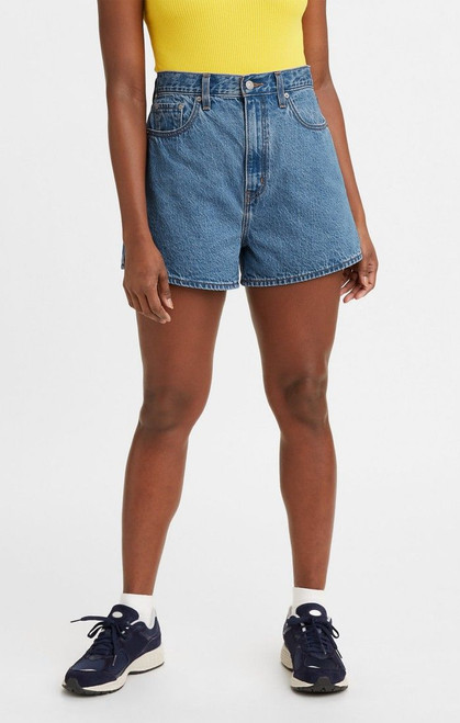 Levis Number One High Loose Short