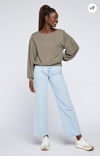 Gentle Fawn Olive Bowery Top