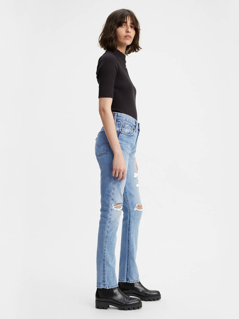 Levis Athens Crown 501 straight jean