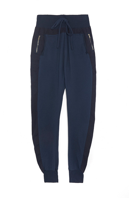 Suzy D Navy Ultimate Joggers