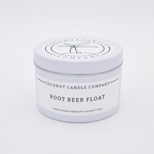 Coconut Candle 8 oz - Rootbeer Float