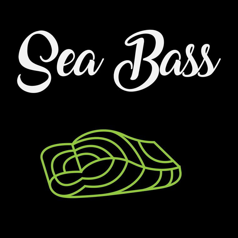 Pistachio Encrusted Sea Bass - 4 Pcs
