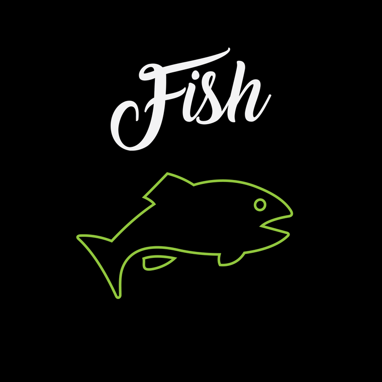 Faltcha Fish (Chicken) - 5lbs.
