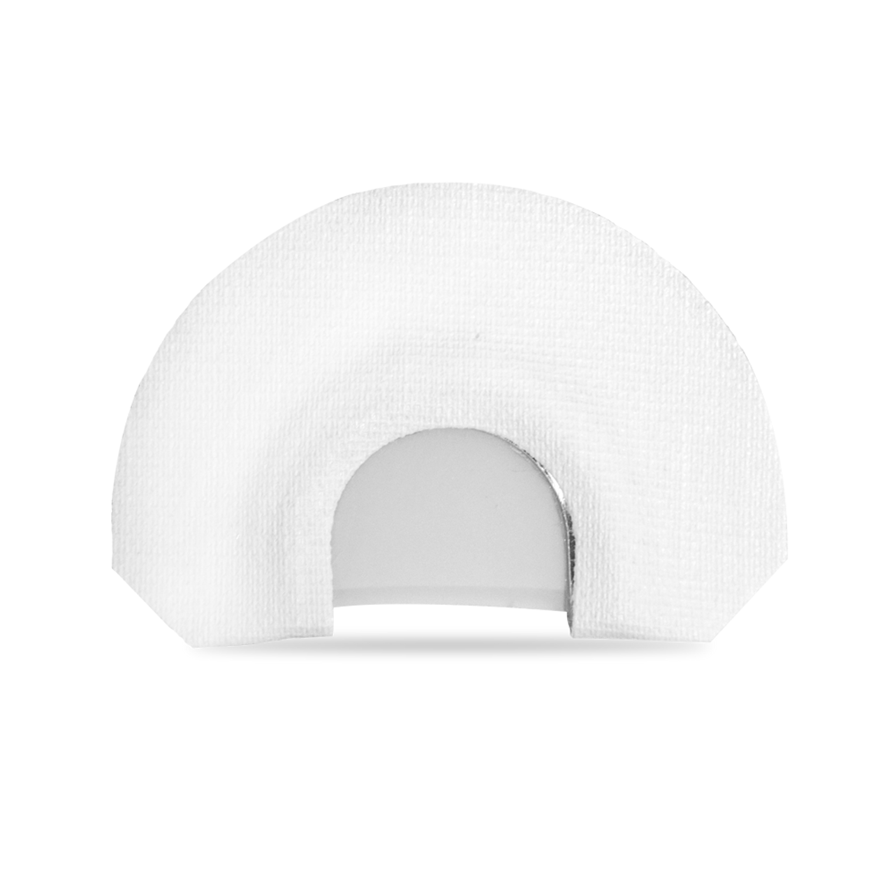 Loud Mouth: White tape with latex double reed, diaphragm/mouth call
