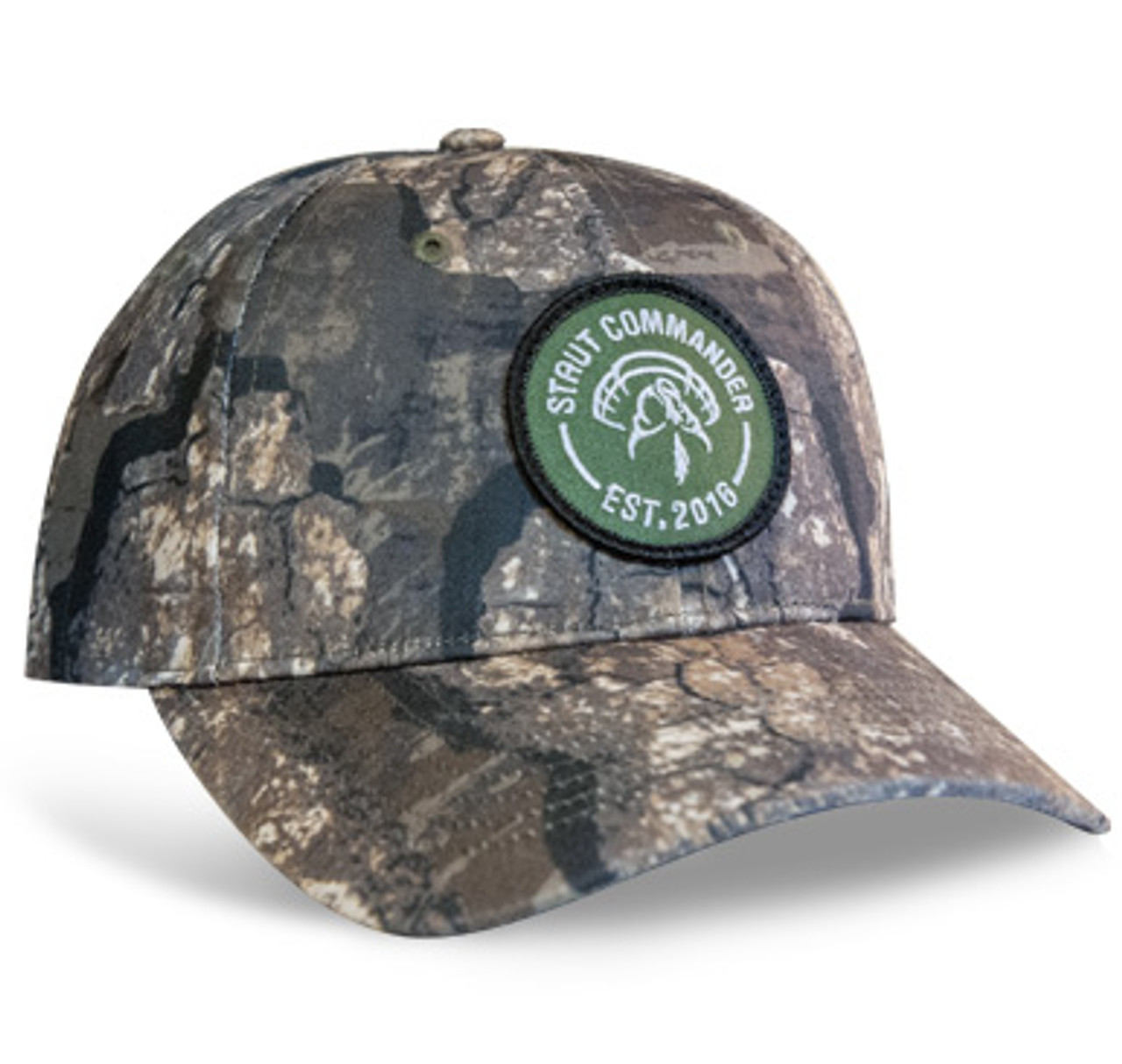 Strut Commander Realtree® Timber Richardson Patch Hat