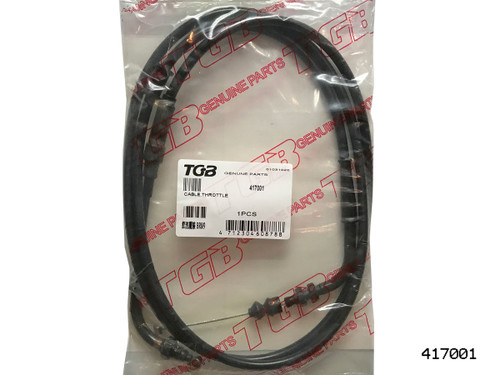 Cable, Throttle for TGB 151cc R9i Scooter