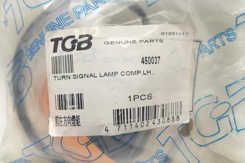 Turn Signal Light Comp, LH, TGB Key West Scooters