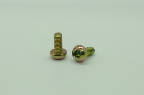 Screw M6x14 (Button Head) (2 Pcs)