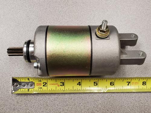 """starter motor 7"""" in length"""