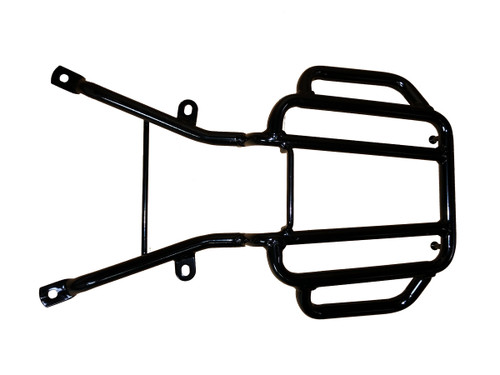 Rear Carrier Rack (Gloss Black)