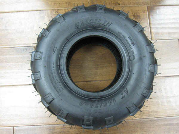 NEW - Tao Tao ATA-110B 110cc Front Rear Tubeless Tire 145 x 70 x 6 Chinese Parts
