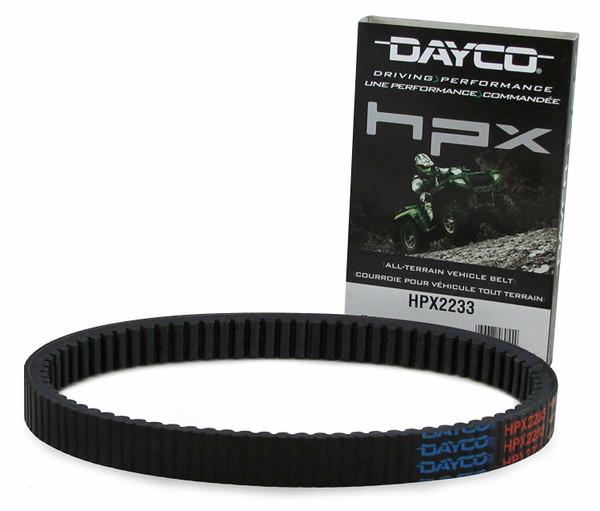 NEW - DAYCO HPX HPX2233 HIGH PERFORMANCE UTV & ATV DRIVE BELT