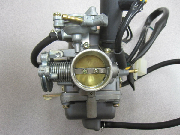 NEW - 250CC SCOOTER MOPED GO-KART CARBURETOR CARB CHINESE PARTS - 4 STROKE MOTOR