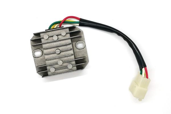 Regulator/Rectifier - ATV 125cc/250cc Male Head Connector