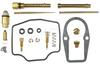 KEDO Carburettor Rebuild-Kit for Primary and Secondary Carburettor (Main Jet Prim. #135, Sec. #110, Pilot Jet #48)