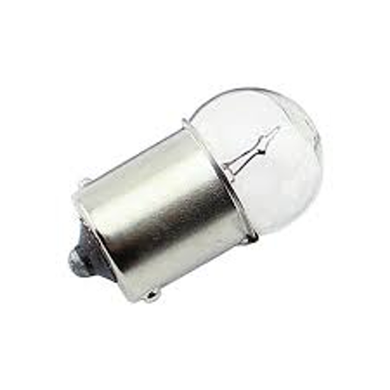 Bulb 12V 10W BA15S, e-marked (with small bulb, e.g. for Mini-Indicators)
