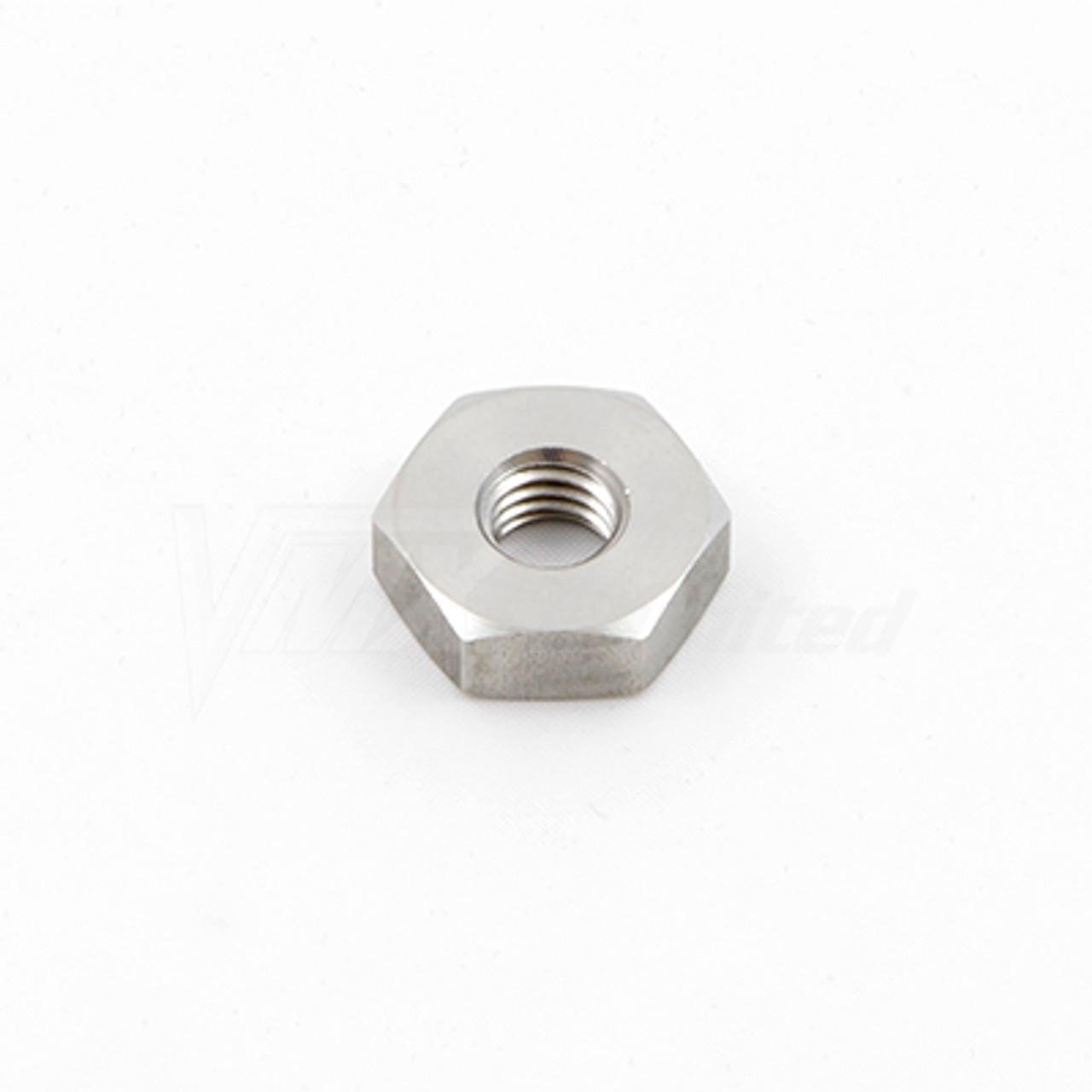 Rear Sprocket Nut Stainless Steel