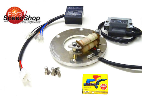 Electronic Ignition TT500 XT500