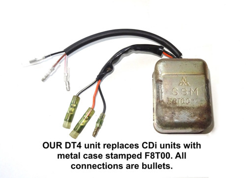 CDi Ignition unit 1977-78 DT250 DT400 IT400 YZ400