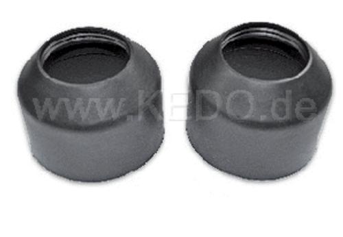 28086RP Dust Cover Front Fork, 1 Pair, OEM Reference # 1T3-23144-50 SR500/T, XS650'77-, TZ250F, TZ350F (für TT500'76, XT500'76-'77 siehe Art. 21293)