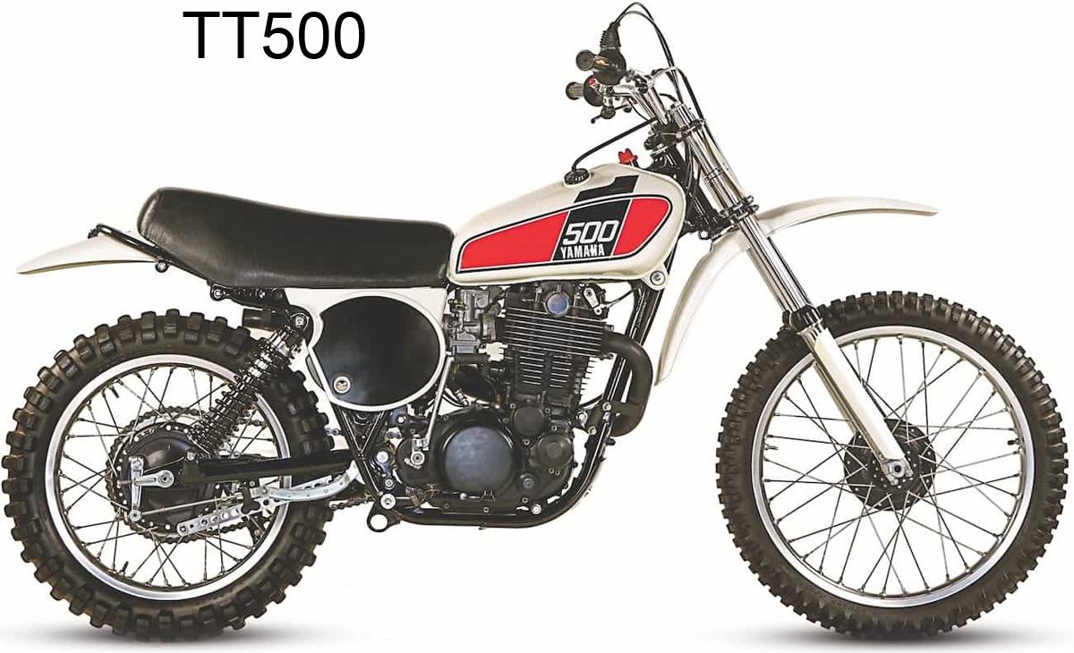 Kedo Parts Australia 1981 Yamaha Tt500 Ignition Wiring