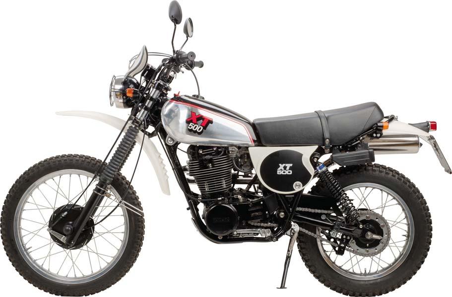XTT500 Parts