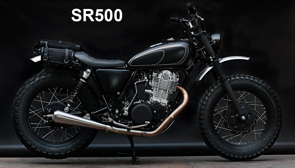 Kedo Parts Australia Wiring Diagrams Yamaha Sr 500