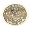 Avery Ranger District Buckle