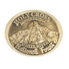 Holy Cross Ranger District Buckle