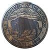 Department of the Interior Plaque