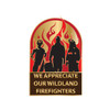 Wildland Firefighters Appreciation Pin