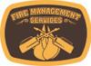 Fire Management Services Belt Buckle