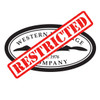 Bar Lazy J Ranch Buckle (RESTRICTED)